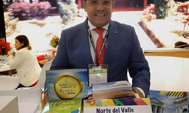 Atractivos turísticos de Cartago son promocionados en ANATO 2020