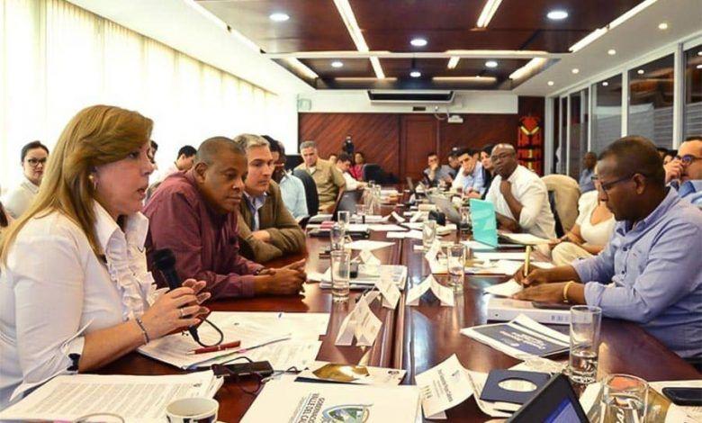 Gobernadores de RAP Pacífico presentarán proyectos a Ministra de Ciencia y Tecnología