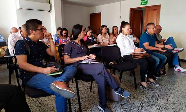 La Gobernación de Risaralda realiza acciones de articulación de la red de salud de los 14 municipios