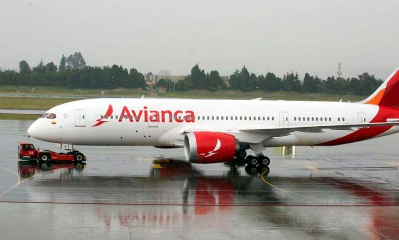 Avianca reanudará vuelos nacionales en Colombia en septiembre