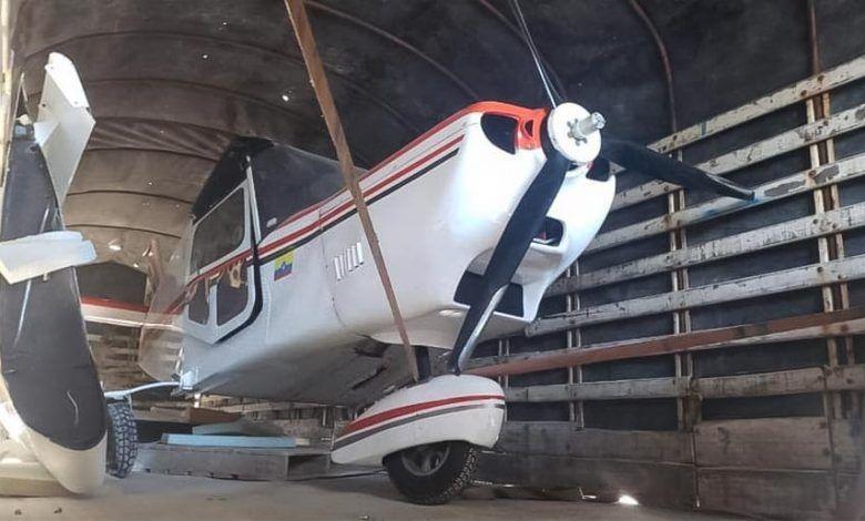 Photo of Aeronave que era transportada en un tractocamión desde Cartago fue inmovilizada