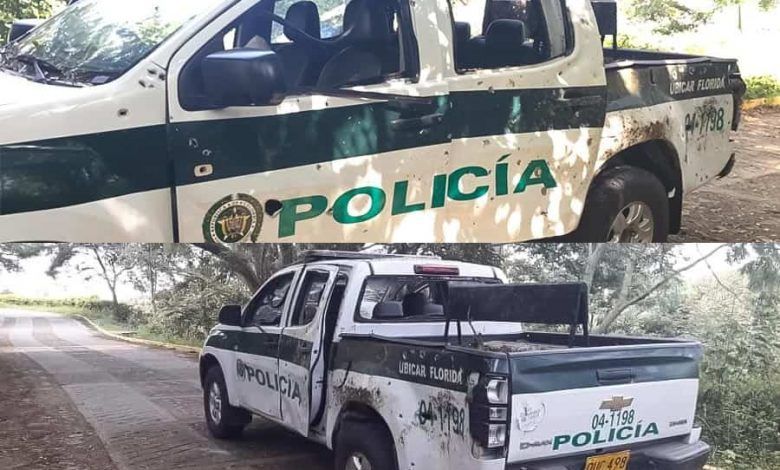Atentado en Florida, deja dos policías heridos