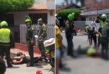 Photo of Policía recibe disparo en el rostro cuando realizaba un operativo en Zarzal