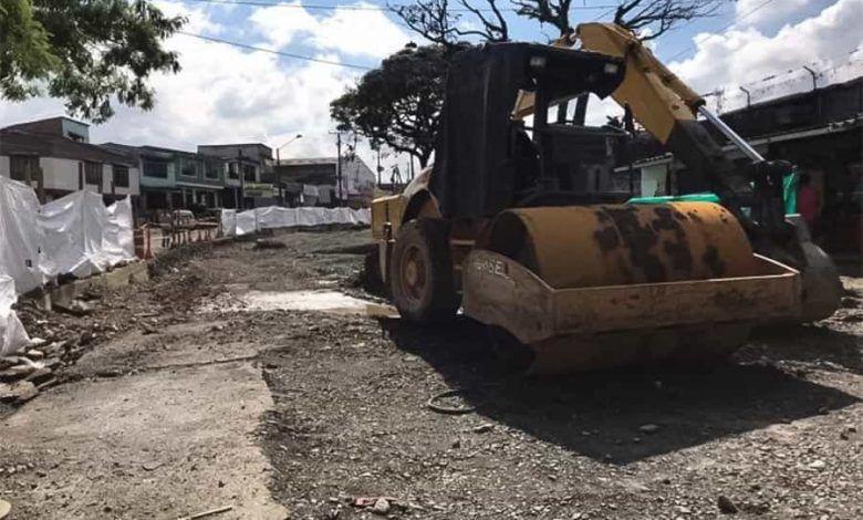 Multan a contratista por atraso en las obras de la vía Japón – Frailes
