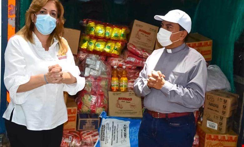 Photo of A través del Banco de Alimentos, entregan más de 4 toneladas de ayudas en el Valle