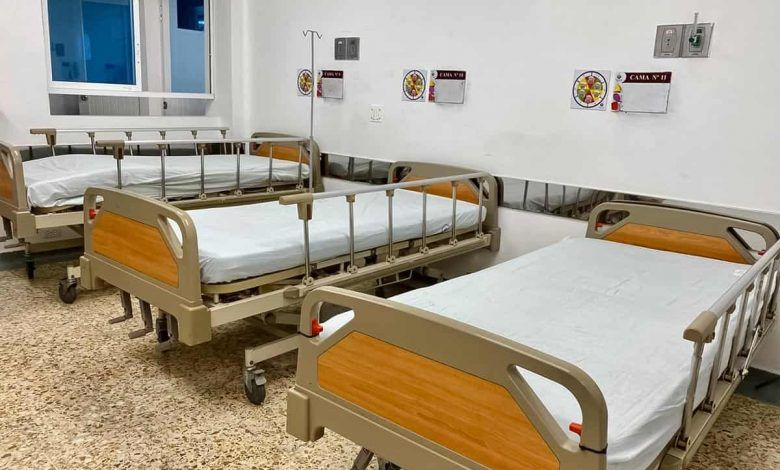 Hospital de Cartago contará con área de expansión para casos de Coronavirus