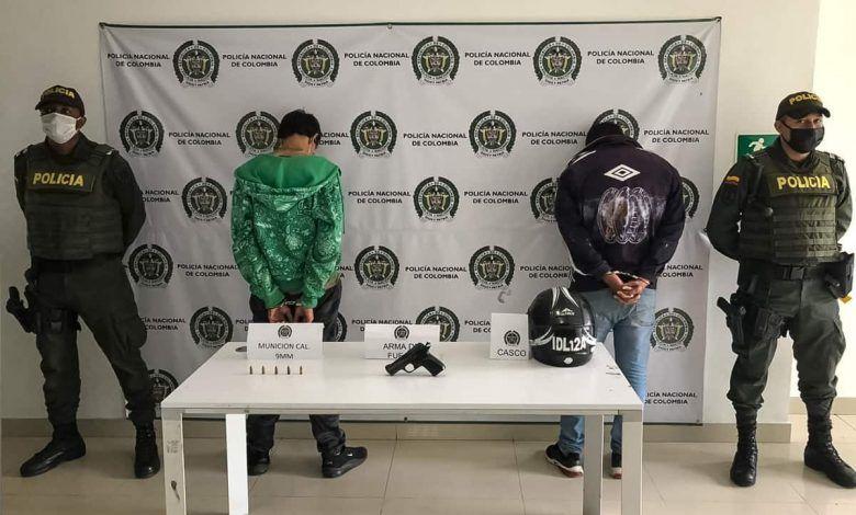 Dos hombres que hurtaron punto de apuestas 'Gane' en Cartago fueron capturados