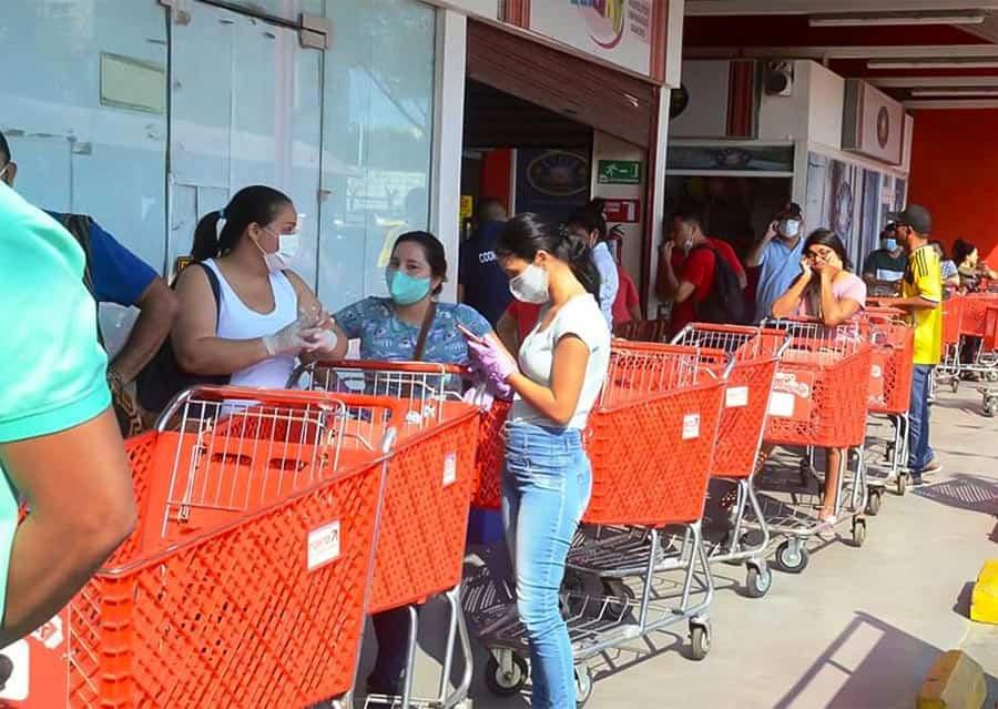 Pico y cédula en Cali para compra de alimentos – Salud ...