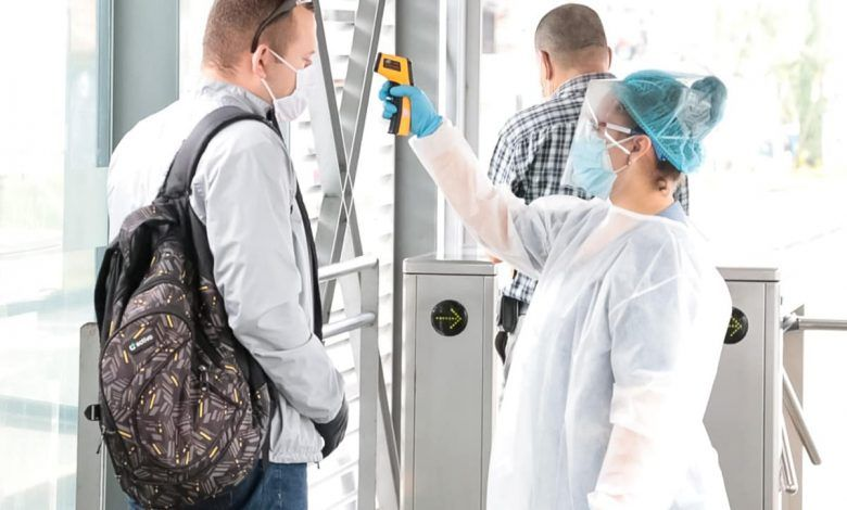 13 de los 58 nuevos casos de COVID-19 reportados en Risaralda son del personal de la Salud