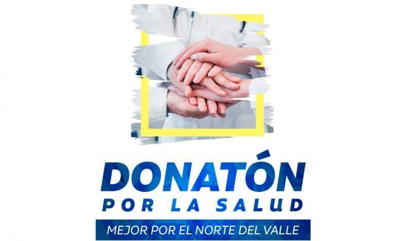 Donatón por la salud del norte del Valle