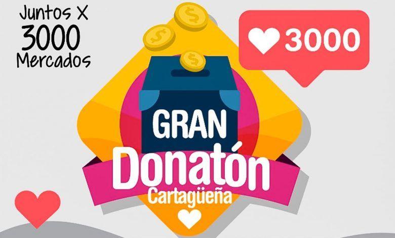 Medios de comunicación organizan DONATÓN por los más necesitados de Cartago