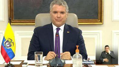 13 contagiados por COVID-19 en la Presidencia de Colombia