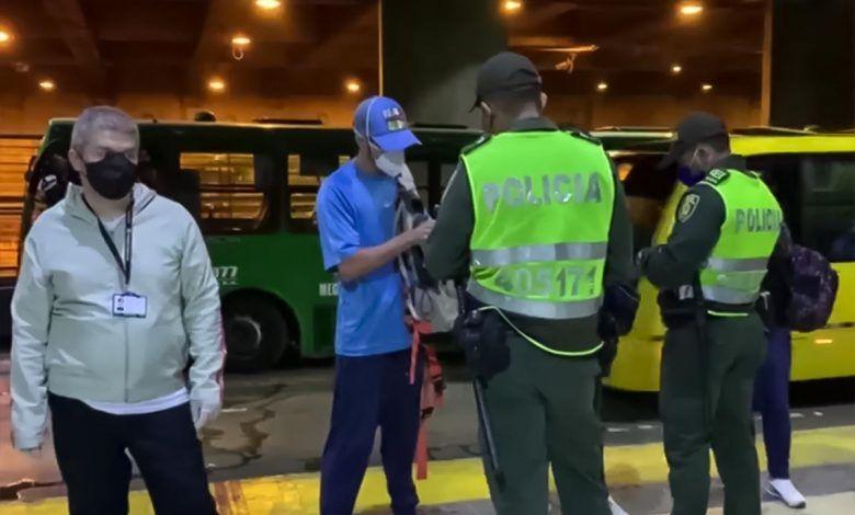 Usuarios de Megabús deberán usar tapabocas