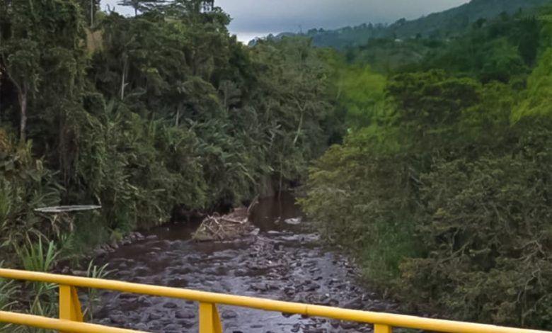 Hombre murió ahogado en el río Quindío