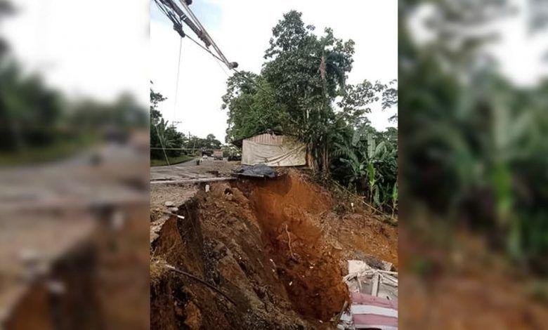 Cuatro municipios del Valle del Cauca afectados por fuertes lluvias