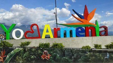 Pico y Cédula en Armenia del 6 al 12 de julio
