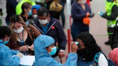 Colombia sobrepasa el millón de casos de COVID-19 y llega a 30.000 muertes