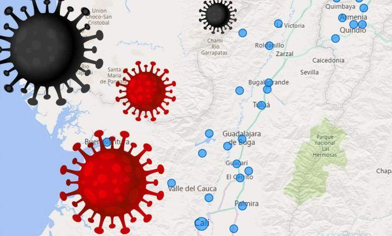 Colombia supera las 1.000 muertes por Coronavirus; ya son 31.833 casos confirmados