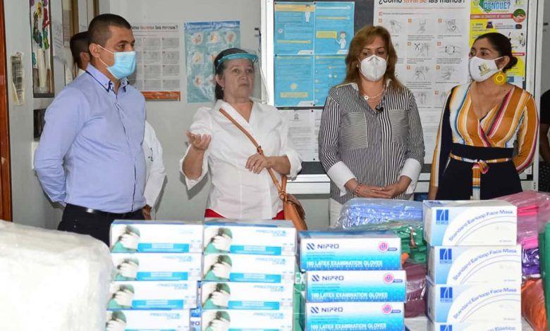 Fortalecen con elementos de bioseguridad a hospitales de Cartago, Zarzal y Tuluá