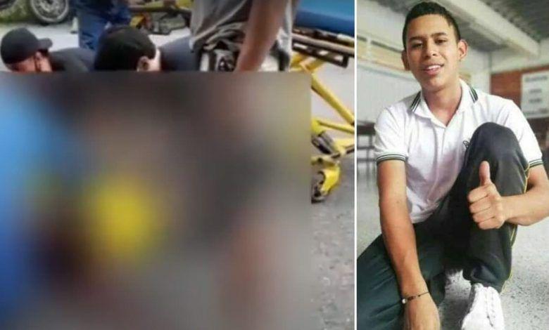 Murió joven que se accidentó en la vía Piedra de Moler – Cartago