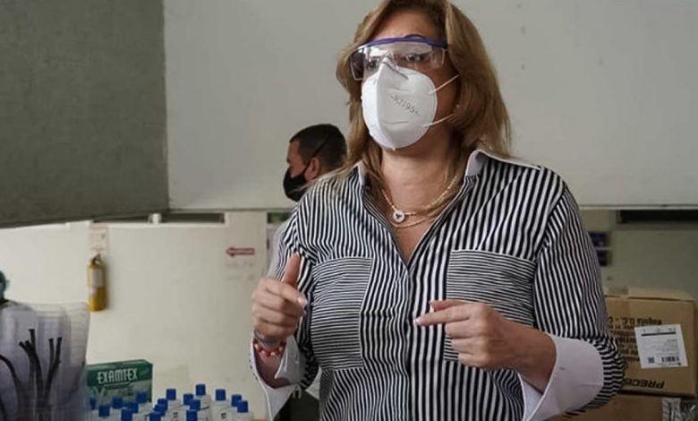 No se dejen estafar con supuesta venta de vacunas de COVID-19: Gobernadora del Valle