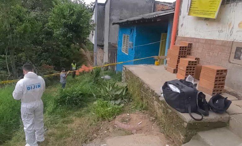 Este domingo asesinaron a dos menores en el norte del Valle