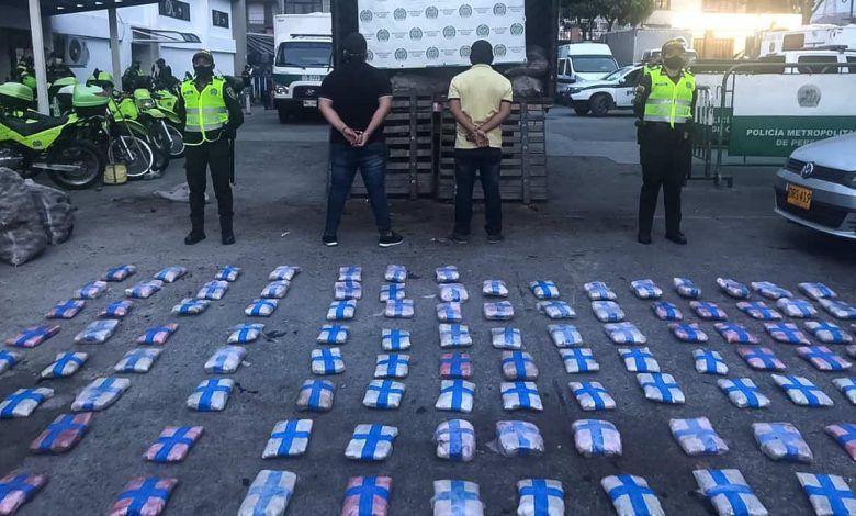 Más de 700 kilos de marihuana ocultos en bultos de papa