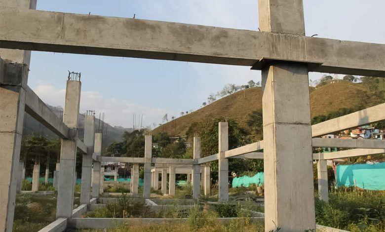 Reactivan obras de los megacolegios en Risaralda