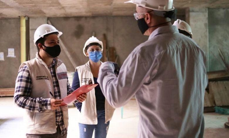 Secretaría de salud de Pereira supervisa obras de construcción