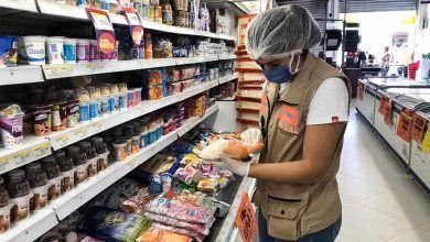 UESVALLE verifica protocolos de bioseguridad en sitios de expendio de alimentos