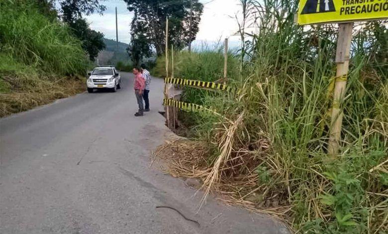 Monitorean corredores viales para identificar afectaciones por temporada de lluvias