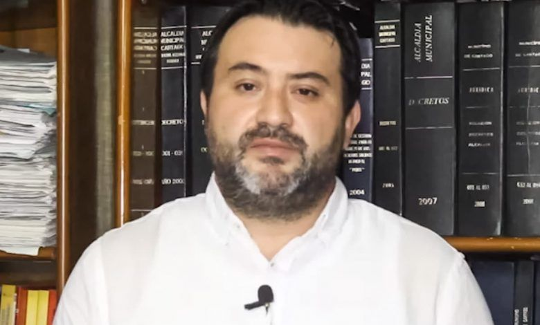 Alcalde de Cartago pidió la renuncia protocolaria a su gabinete municipal