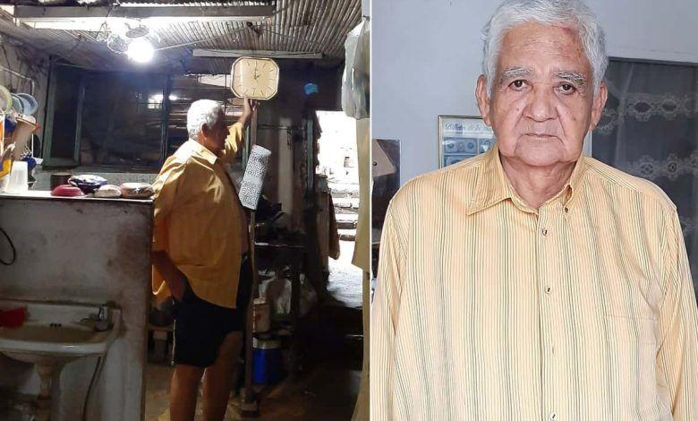 Reconocido cartagüeño, vendedor de jugos, necesita ayuda