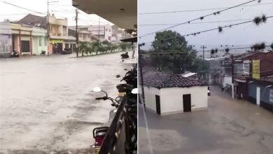Realizan monitoreo a municipios del Valle por intensas lluvias