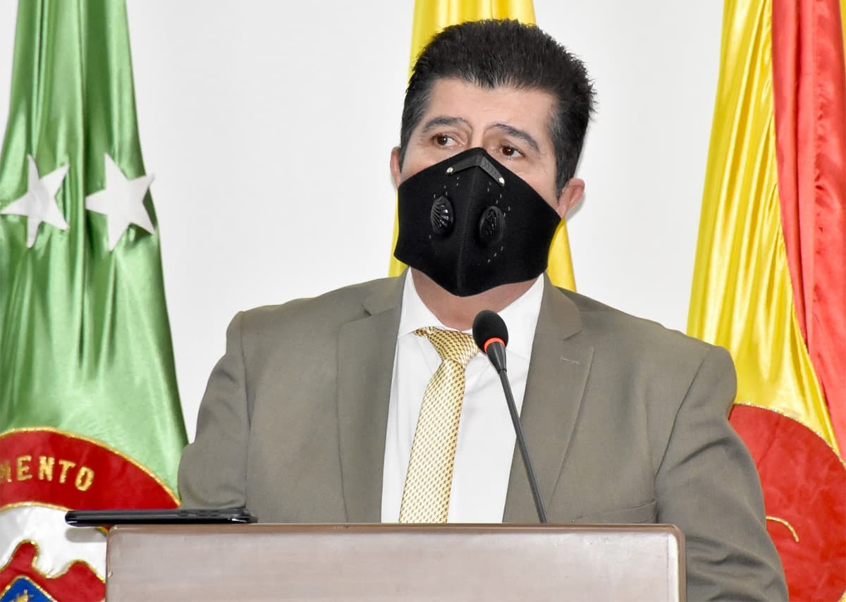 Gobernador de Risaralda dio positivo para Coronavirus – Pereira    CiudadRegion Noticias