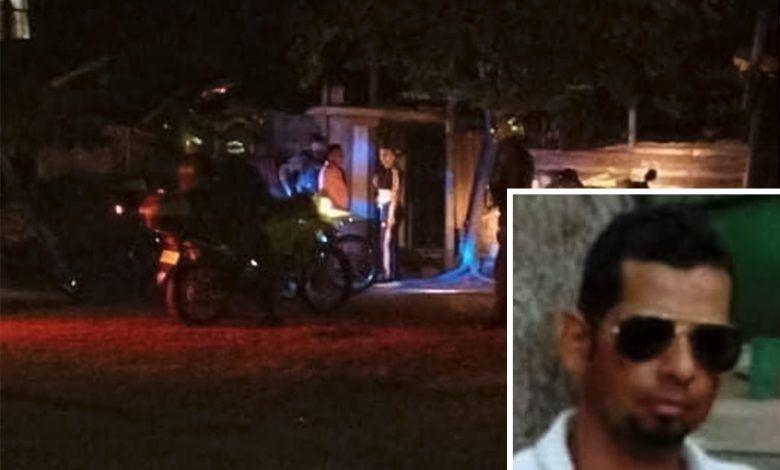 Hombre fue asesinado en el barrio Campo Alegre en Cartago