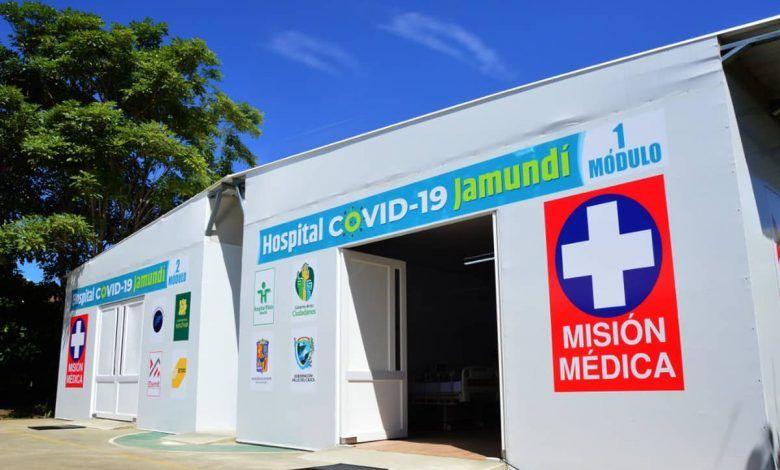 Hospital de Jamundí amplía su capacidad para pacientes con COVID-19