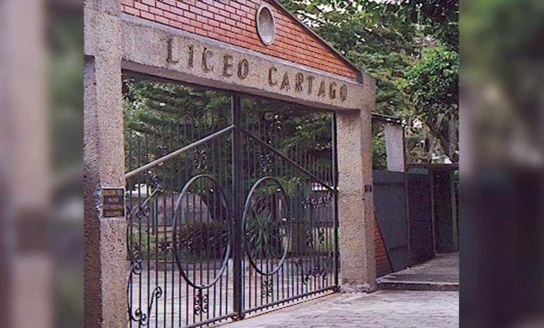 Liceo Cartago cerrará de forma definitiva
