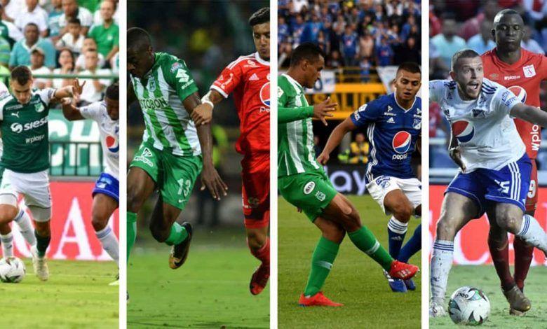 Al menos 44 jugadores y empleados de clubes colombianos tienen COVID-19