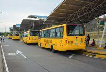 Horarios de la ruta 24 de Megabús