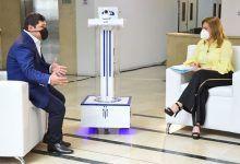 Robot Inteligente, ayudará a combatir el Coronavirus en el Valle del Cauca