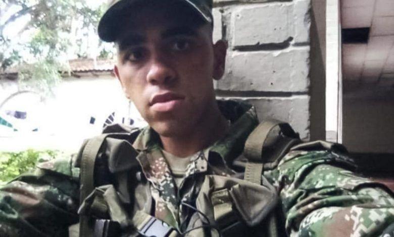 Soldado Zarzaleño habría muerto por disparo accidental de un compañero