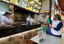 Verifican protocolos de bioseguridad en Centros Comerciales de Pereira