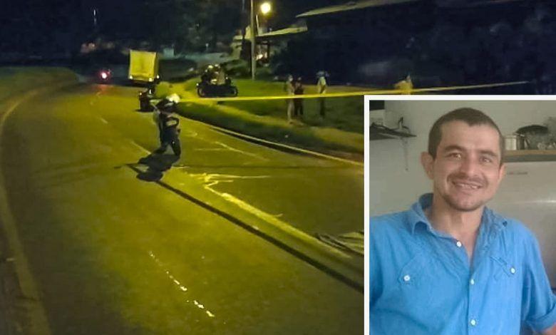 Hombre murió al ser arrollado por un vehículo en Cartago