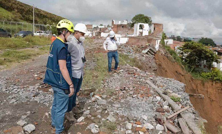 Casas del portal de la Villa y barrio Matecaña serán demolidas