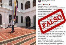 Desmienten contagio de funcionarios por COVID-19 en la Alcaldía de Cartago