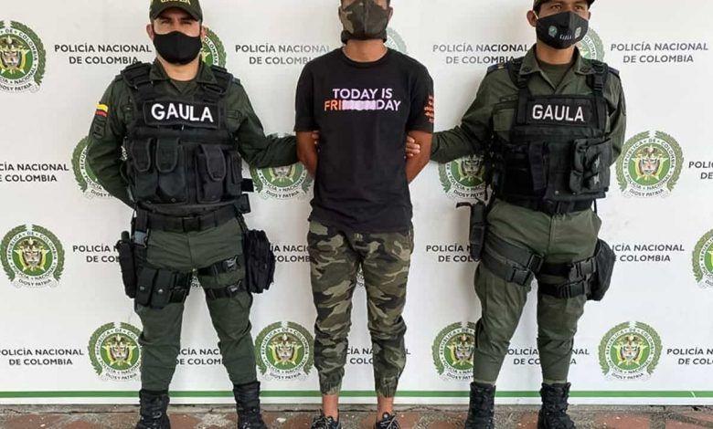 Capturado por presunta extorsión a más de 17 comerciantes de Risaralda