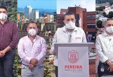 Alcaldes de Pereira, Dosquebradas, Santa Rosa de Cabal y La Virginia toman medidas frente al COVID-19
