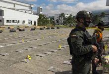 Incautan más de una tonelada de marihuana en Pereira