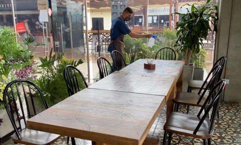 Más de doscientos restaurantes de Pereira ya iniciaron prueba piloto